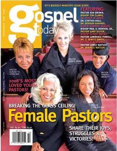 Gospel today mag cover