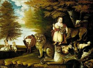 Peaceable kingdom 2