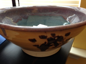 A bowl I've used for similar purposes