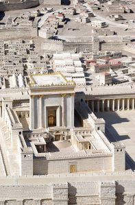Second Temple - By Berthold Werner (Own work) [Public domain], via Wikimedia Commons