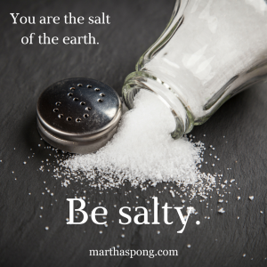 be-salty